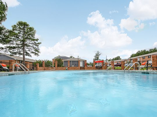 Reserve at Whiskey creek with exterior pool